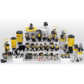 Dehka Machinery Allfett Lubricants